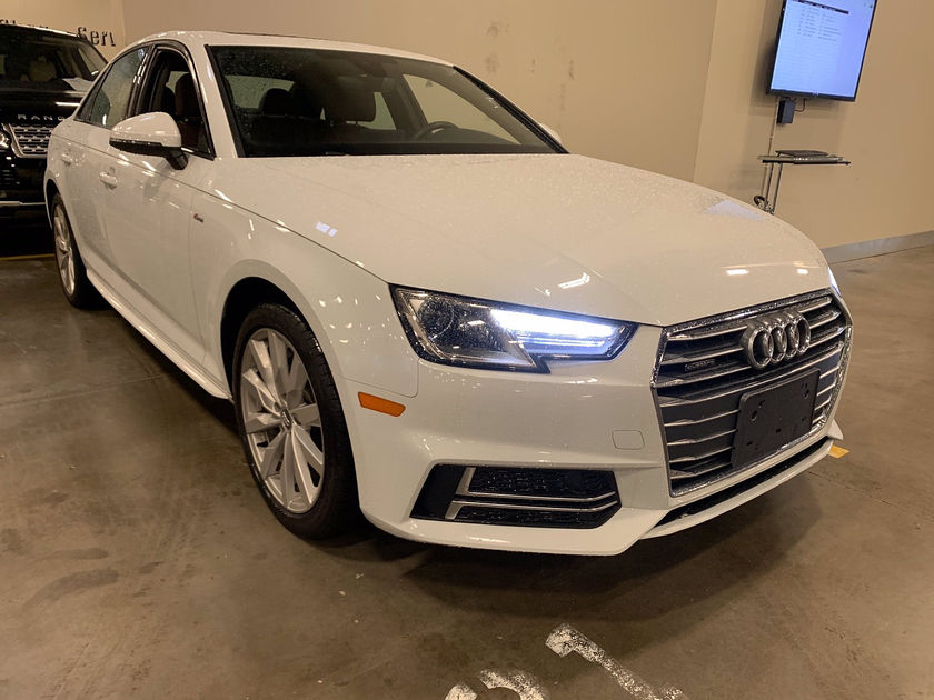 2018 Audi A4 :8 car images available