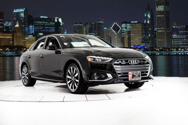 2021 Audi A4 :24 car images available