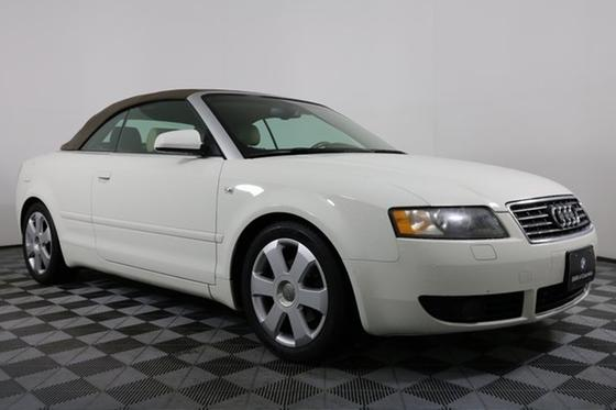 2006 Audi A4 1.8 T Cabriolet:24 car images available