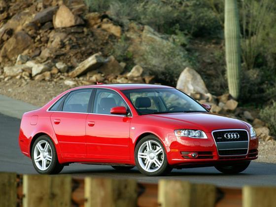 2008 Audi A4 2.0 T : Car has generic photo