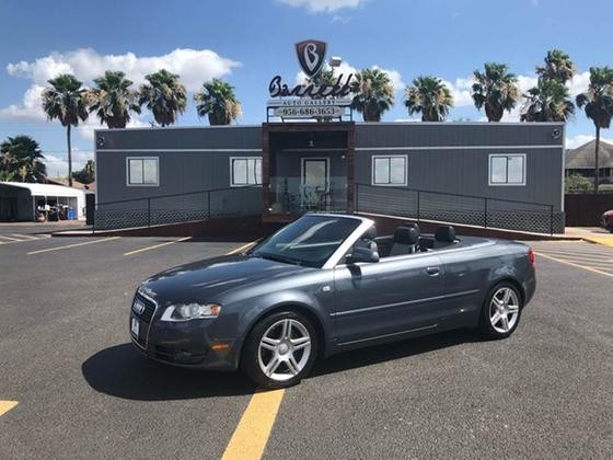 2007 Audi A4 2.0T Cabriolet:23 car images available