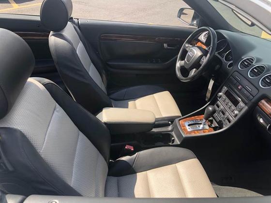2007 Audi A4 2.0T Cabriolet