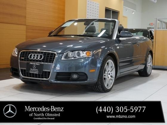 2009 Audi A4 2.0T Cabriolet:24 car images available