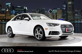 2018 Audi A4 2.0T Premium Plus:24 car images available