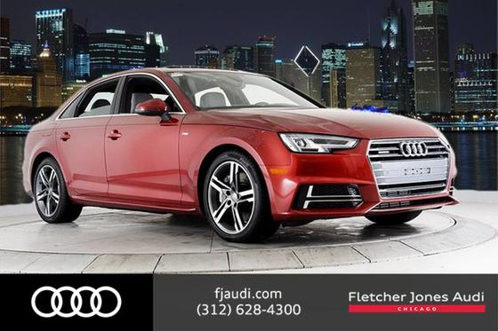 2018 Audi A4 2.0T Premium Plus:24 car images available