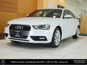 2013 Audi A4 2.0T Premium Plus:24 car images available