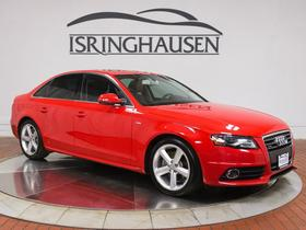 2012 Audi A4 2.0T Premium Plus:24 car images available
