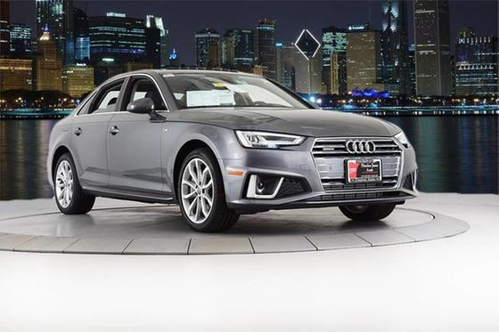 2019 Audi A4 2.0T Premium Plus:24 car images available
