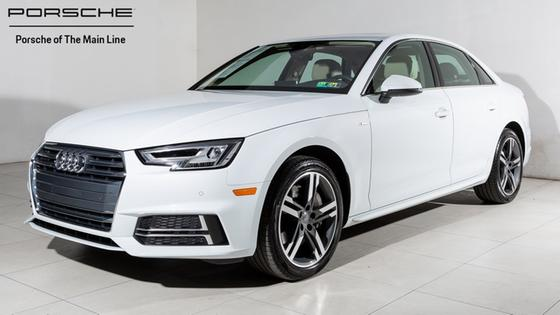 2018 Audi A4 2.0T Premium Plus:22 car images available