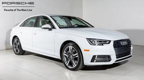 2018 Audi A4 2.0T Premium Plus