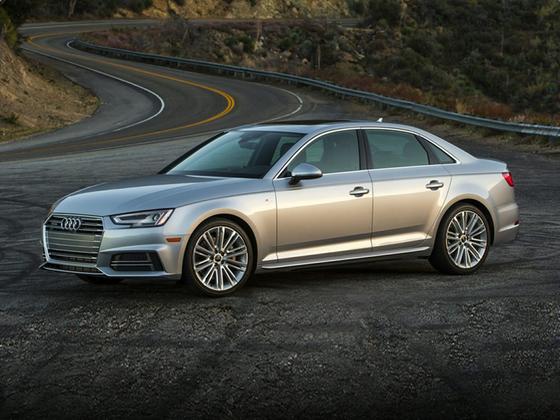 2017 Audi A4 2.0T Premium Plus : Car has generic photo