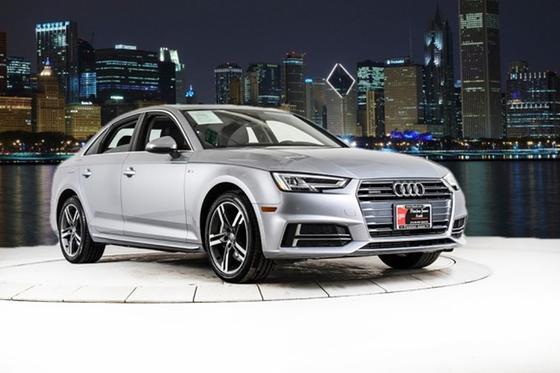 2017 Audi A4 2.0T Premium Plus:24 car images available