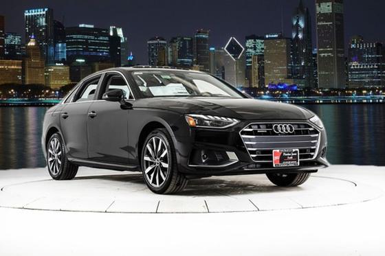2021 Audi A4 2.0T Premium Plus:24 car images available