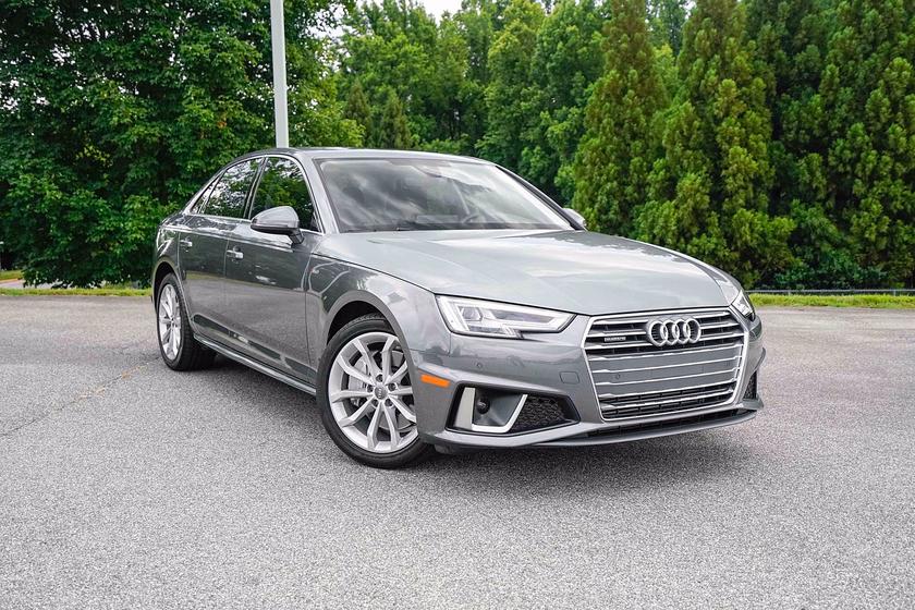 2019 Audi A4 2.0T Premium Plus:24 car images available