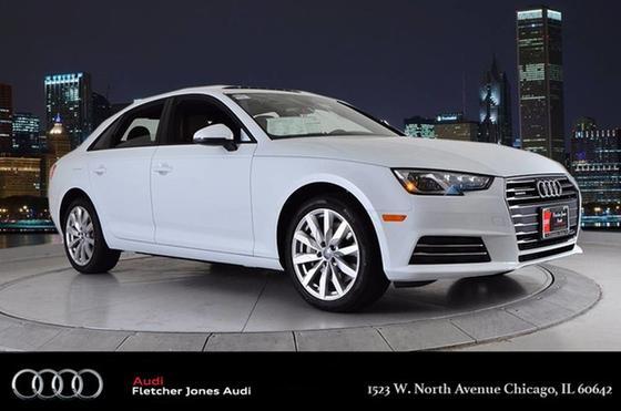 2017 Audi A4 2.0T Premium:24 car images available