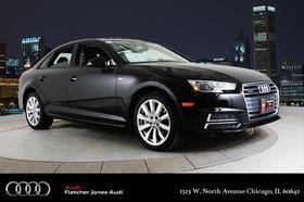 2018 Audi A4 2.0T Premium:24 car images available