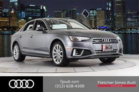 2019 Audi A4 2.0T Premium:24 car images available