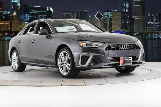 2020 Audi A4 2.0T Premium:24 car images available