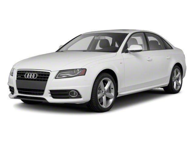 2010 Audi A4 2.0T Premium : Car has generic photo