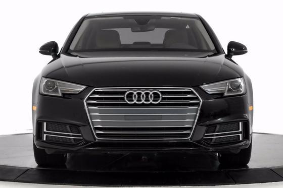2018 Audi A4 2.0T Premium