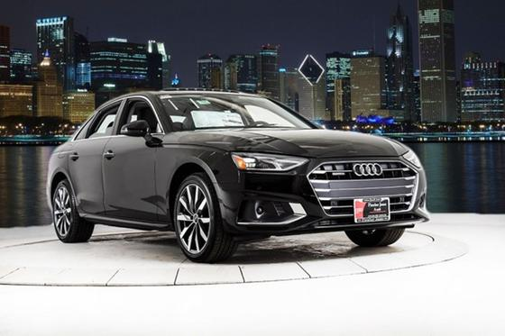 2021 Audi A4 2.0T Premium:24 car images available