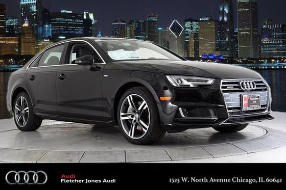 2018 Audi A4 2.0T Prestige:24 car images available