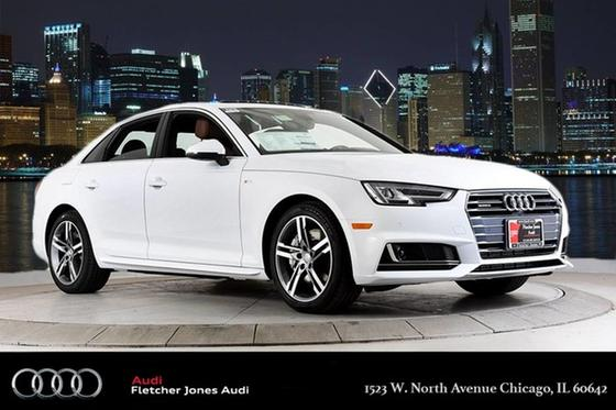 2018 Audi A4 2.0T Prestige:24 car images available