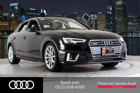 2019 Audi A4 2.0T Prestige:24 car images available