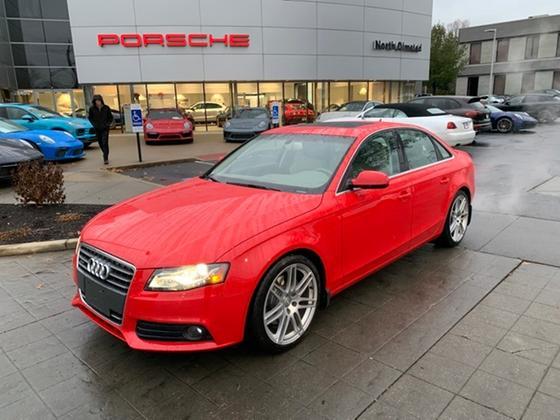 2011 Audi A4 2.0T Prestige:18 car images available