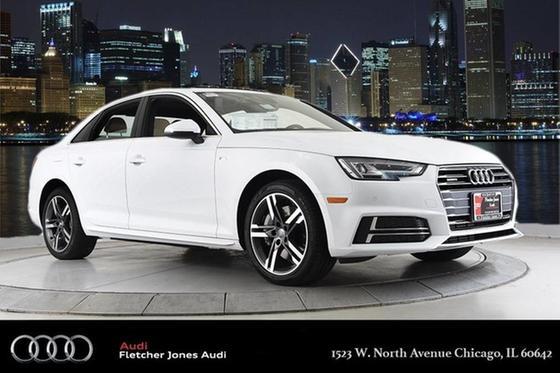2017 Audi A4 2.0T Quattro Premium Plus:24 car images available
