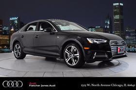 2018 Audi A4 2.0T Quattro Premium Plus:24 car images available