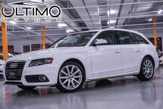 2012 Audi A4 2.0T Quattro Premium Plus:24 car images available