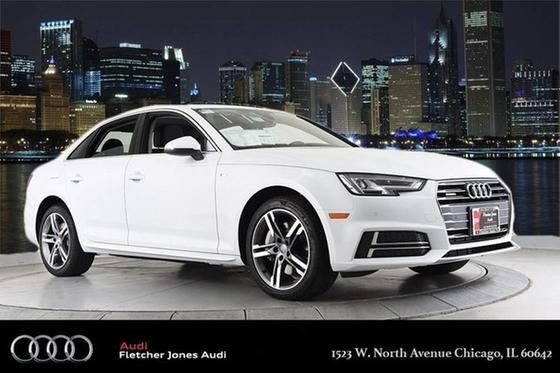 2018 Audi A4 2.0T Quattro Premium Plus:24 car images available