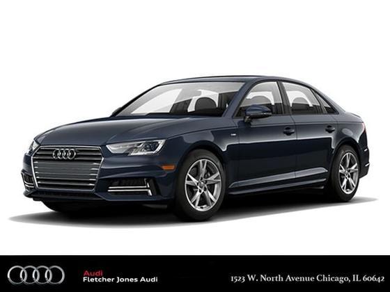 2018 Audi A4 2.0T Quattro Premium Plus : Car has generic photo