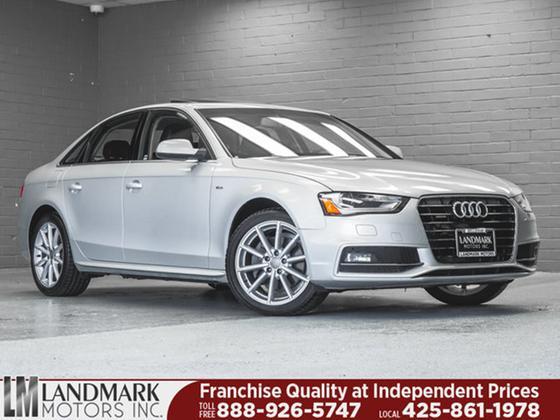 2014 Audi A4 2.0T Quattro Premium Plus:24 car images available