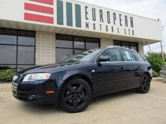 2005 Audi A4 2.0T Quattro:18 car images available
