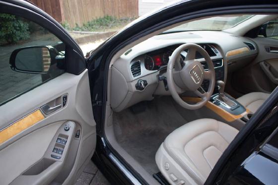 2010 Audi A4 2.0T Quattro