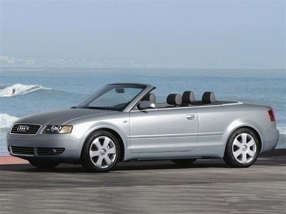 2005 Audi A4 3.0 Cabriolet : Car has generic photo