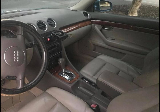 2005 Audi A4 3.0 Cabriolet