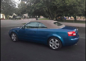 2005 Audi A4 3.0 Cabriolet:4 car images available