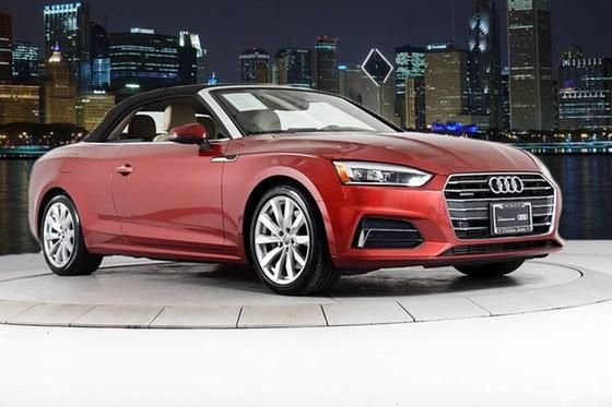 2018 Audi A5 :24 car images available
