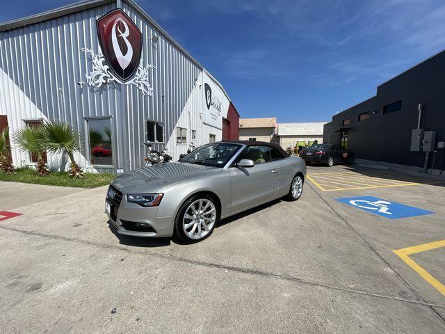 2013 Audi A5  : Car has generic photo