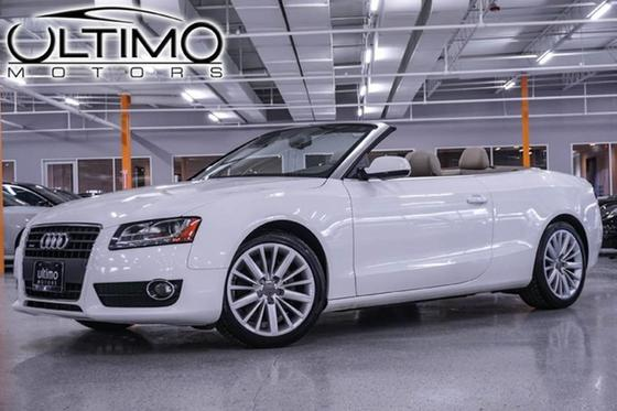 2012 Audi A5 2.0T Premium Plus:24 car images available