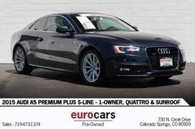 2015 Audi A5 2.0T Premium Plus:24 car images available