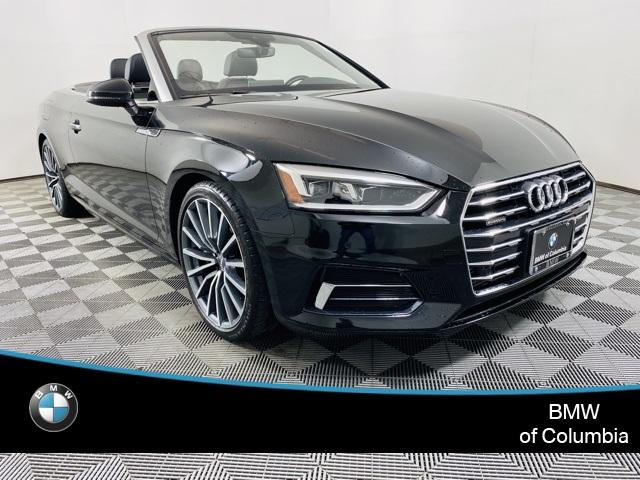2019 Audi A5 2.0T Premium Plus:24 car images available