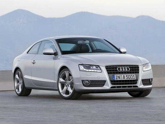 2012 Audi A5 2.0T Prestige : Car has generic photo