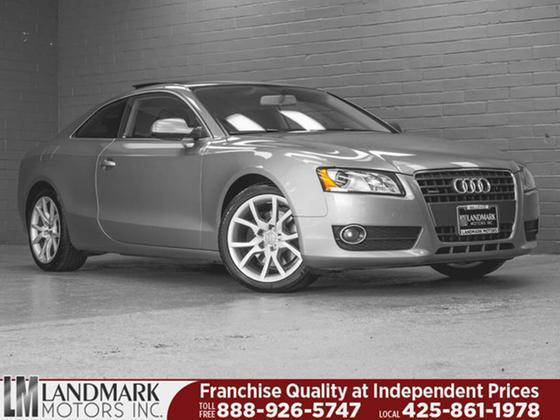 2011 Audi A5 2.0T Quattro Premium:24 car images available