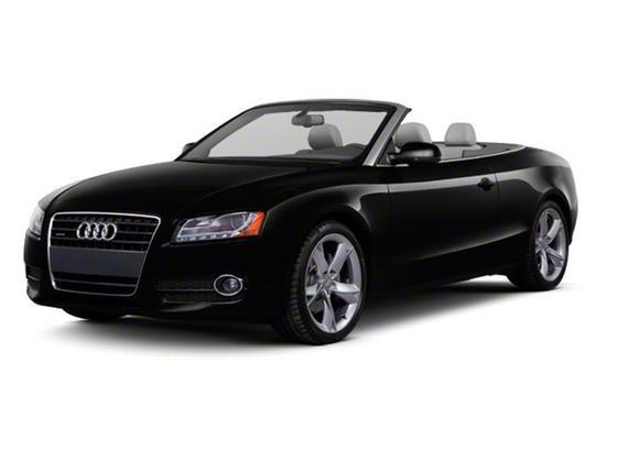 2011 Audi A5 2.0T : Car has generic photo