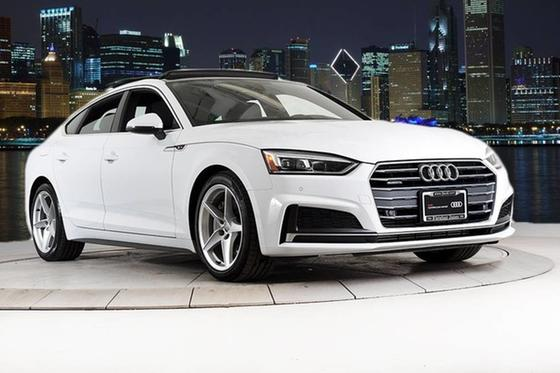 2018 Audi A5 Sportback:24 car images available