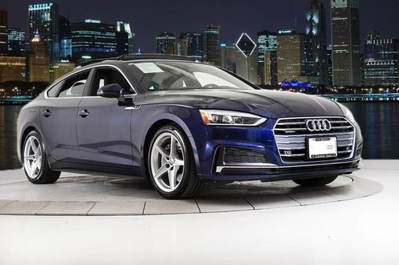 2019 Audi A5 Sportback:24 car images available